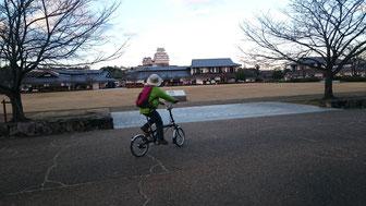 姫路城遠景