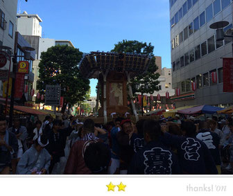 まさヤンさん: 千葉親子三代夏祭り