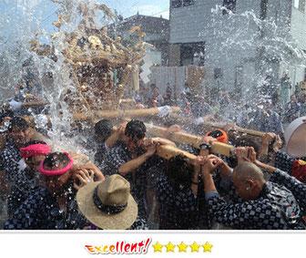 hyakuninnさん : 匝瑳市八日市場祇園祭