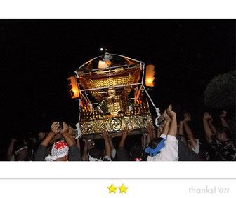 千囃連さん: 阿夫利神社祭禮