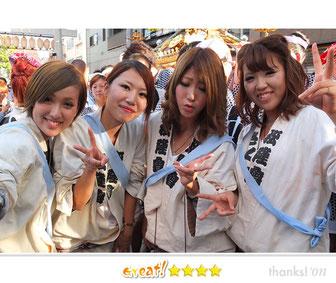 あんあんさん: 牛嶋神社大祭 松隆會