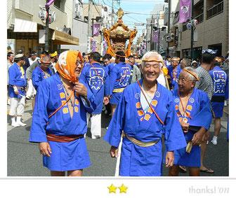 Team LUNAさん: 平成26年度 小岩神社例大祭
