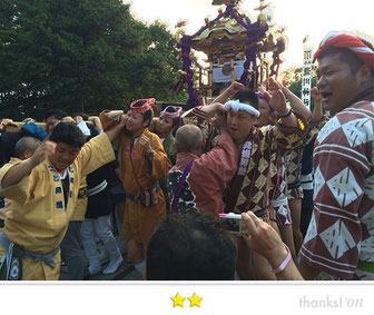 菊っちゃんさん: 滝川神社秋季例大祭