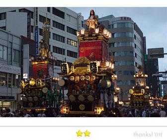 松下 崇一さん: 熊谷祇園祭(うちわ祭)