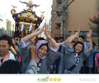 まさヤンさん: 北越谷八坂神社祭礼