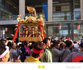 弾正睦さん: 水戸黄門祭り