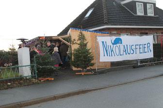 HSV Fanclub Nikolaus 2014