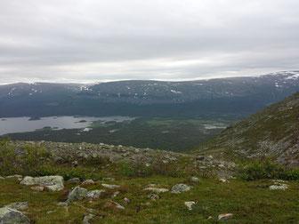 Way to the peak