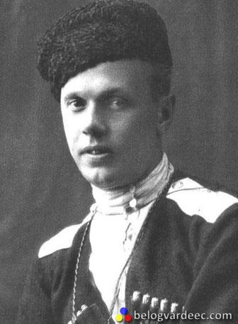 Командующий Крымским корпусом Слащёв Яков Александрович