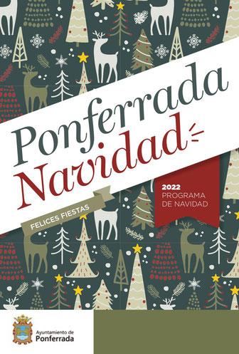 La Navidad en Ponferrada: programa