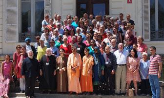 Photo de groupe avec l'ensemble des participants