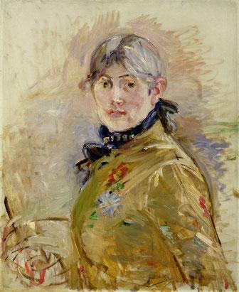 Autoportrait © Musée Marmottan Monet, Paris, France / Bridgeman Images