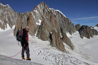 Grand Capucin, Mt Blanc du Tacul