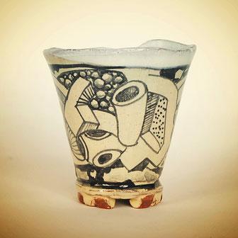 keramik,becher,andre bauersfeld,keramik,