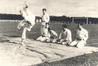 Judovorführung in Rendsburg