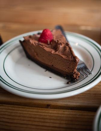 Mastiger Schokoladen Pie
