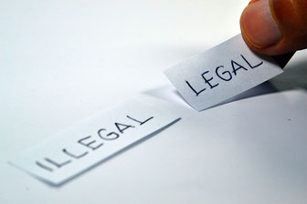 Fotoquelle: https://pixabay.com/de/rechtsgrundlage-illegale-wählen-sie-1143114/