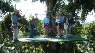 Athica Canopy Tour