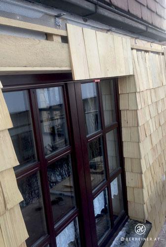 Fensterlaibung