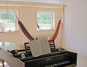 Klangstudio Hoos Studio für Gesang und Stimme Freiburg und Denzlingen