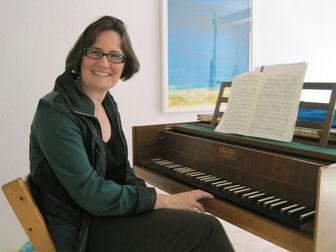 Katrin Hoos Sängerin Gesangsunterricht Freiburg Denzlingen