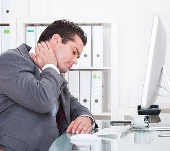 Schmerzen am PC