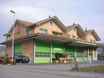 Domizil seit 1996: Isikerstrasse 24 in Hittnau