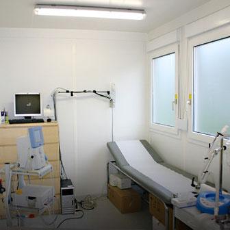 Здания медицинского назначения