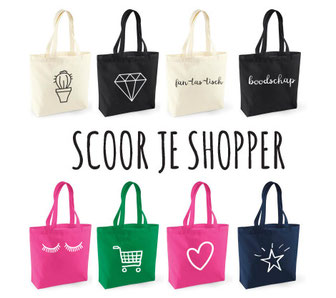 shopper winkelen
