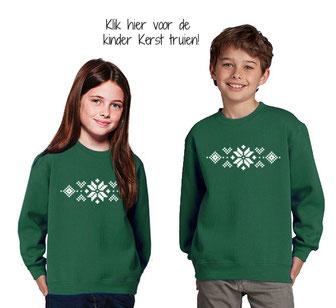 Kerst trui kinderen
