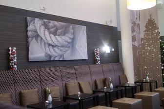 Lobby, Hotel Pommern, Mariehamn, Åland