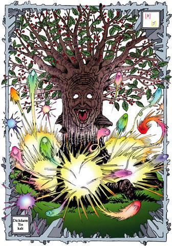 bild: faulbaum impression meisterkraeutertherapie c wolfgang schroeder verlag der heilung