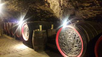 Wir begrüßen Sie recht herzlich zu einer Weinprobe an der Ahr