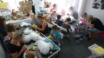 kreative Veranstaltung in Karlsruhe, Workshop für Kinder,