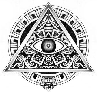meditar, meditación, ojo alineador de chakra, pineal, tercer ojo