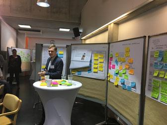 Design Thinking und HR – Umsetzungsprojekt, Branche: Systemgastronomie