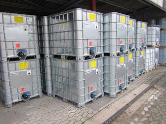Behälterlager