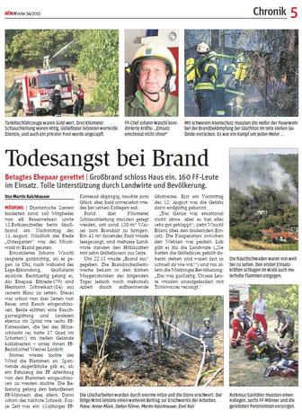 NÖN Horn/Eggenburg KW 34/2015