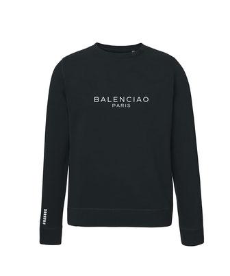 """BALENCIAO"" SWEATER BLACK 65€"