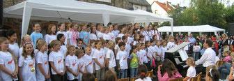 Schulfest 2007 - 100 Jahre