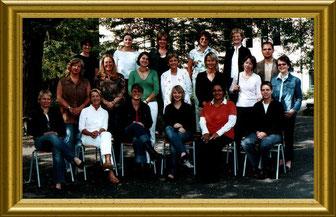 Unser Kollegium im Jahr 2006
