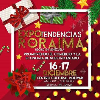 Expo Tendencias Roraima - Diciembre 2017