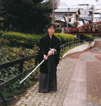 琉球古武道保存会 千葉県支部 師範