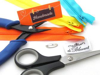 Qualitatives Zubehör für Handmade-Produkte