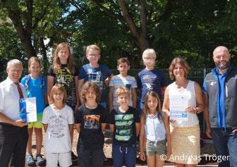 Das Siemens-Gymnasium in Regensburg ist beste Sammelschule der Oberpfalz