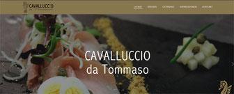 Das Spezialgebiet des City-Italieners ist Trüffel: Pasta mit Trüffel, Trüffelspäne auf pochiertem Ei, Trüffel auf Carpaccio oder Bruschetta.