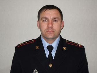 капитан полиции Фахразиев Айдар Васильевич