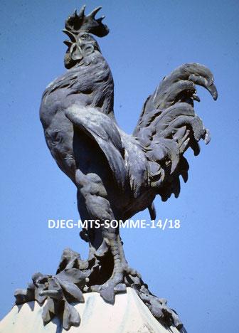 Terramesnil - Le coq d'origine