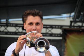 Lukas - Trompete, Vocals