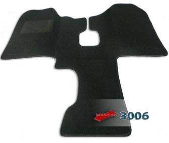 Mertex-Onlineshop - Ford Transit 5. Generation (2-Sitz.) 2000-2006, Schaltgetriebe, mit Ausschnitt